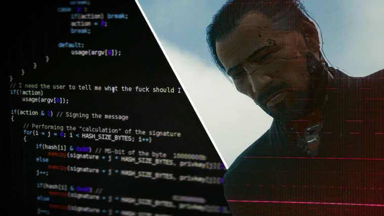 hack malevolo su cyberpunk 2077