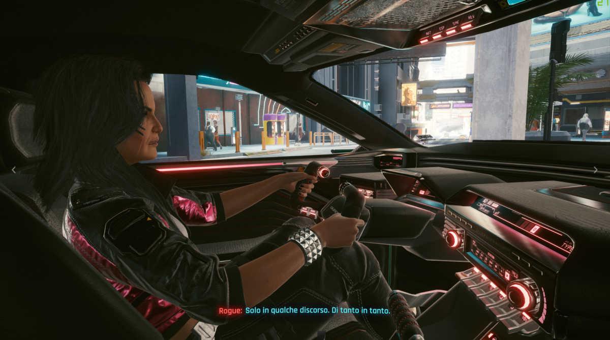 Missione Chippin'in di Cyberpunk 2077