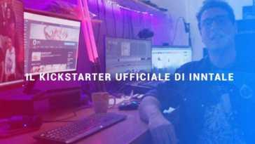 Parte il kickstarter ufficiale di Inntale
