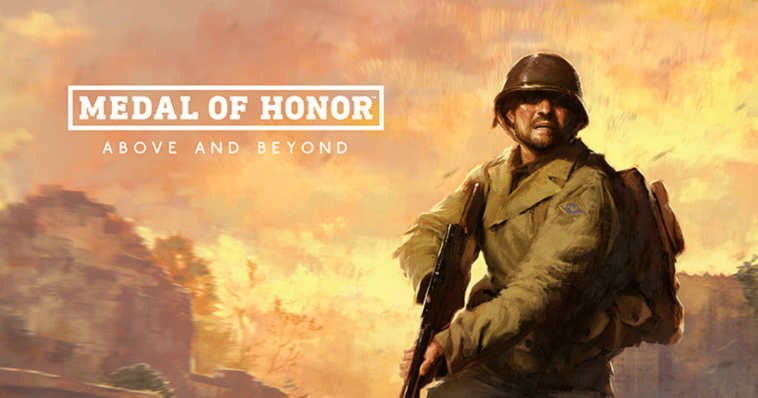 medal of honor VR dimensioni PC