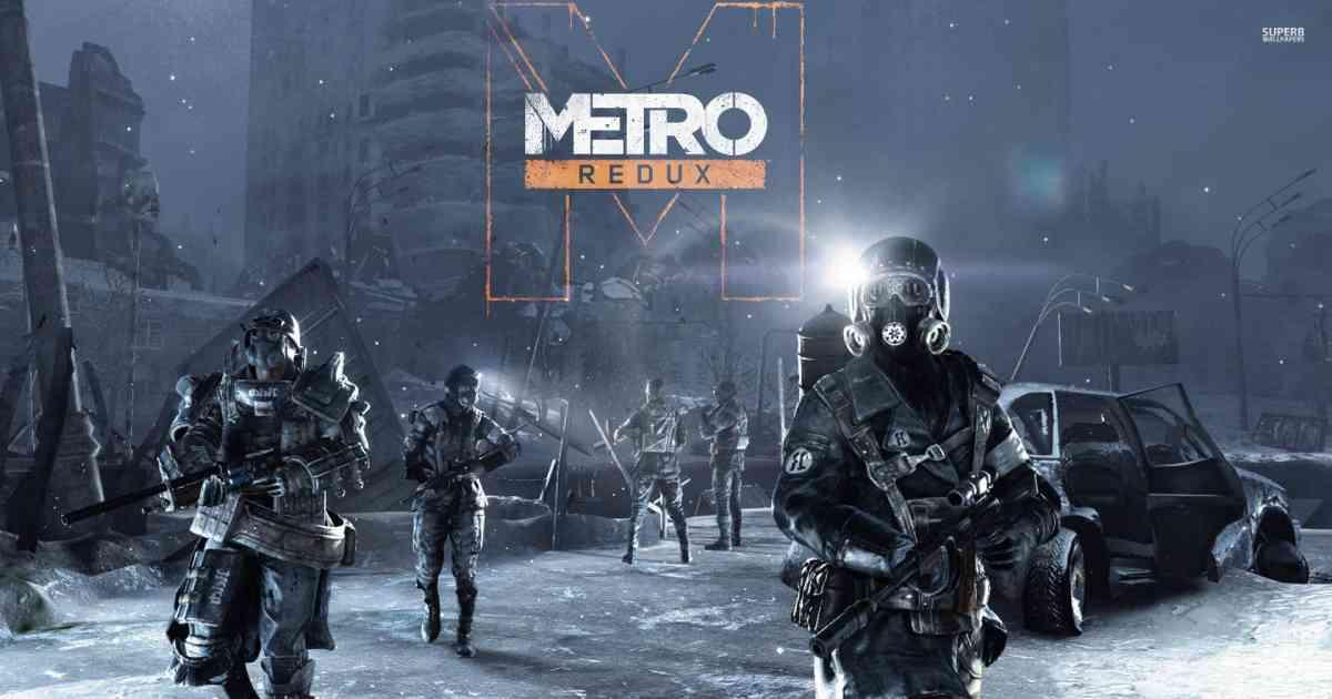 metro redux, metro, metro videogioco