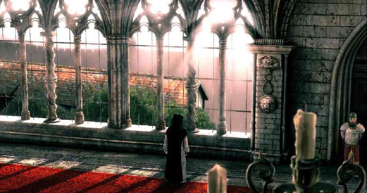 valerio evangelisti, Nicholas Eymerich, inquisitore, Nicholas Eymerich, Inquisitore: la peste, inquisitore eymerich videogioco