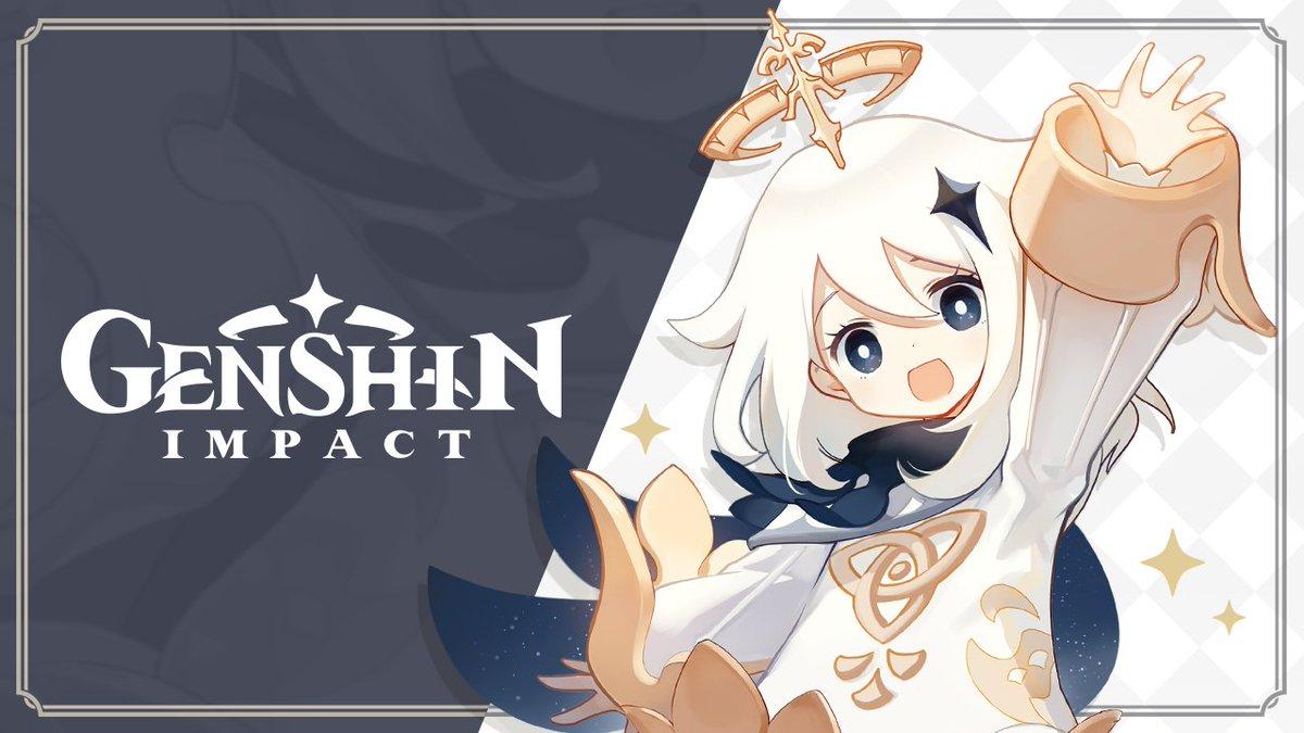 Paimon, mascotte di Genshin Impact