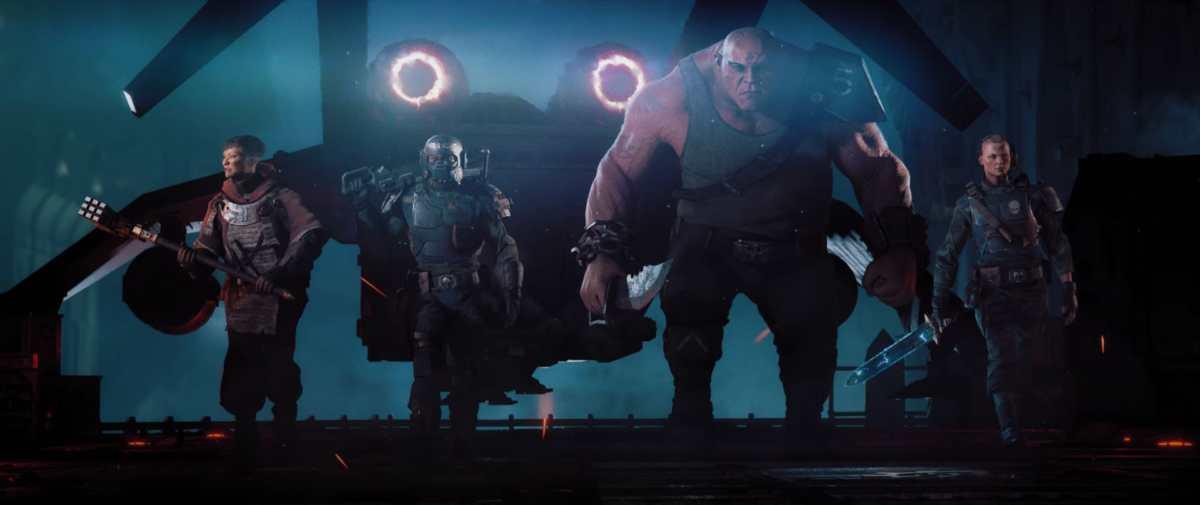 Personaggi giocabili di Warhammer 40.000: Darktide