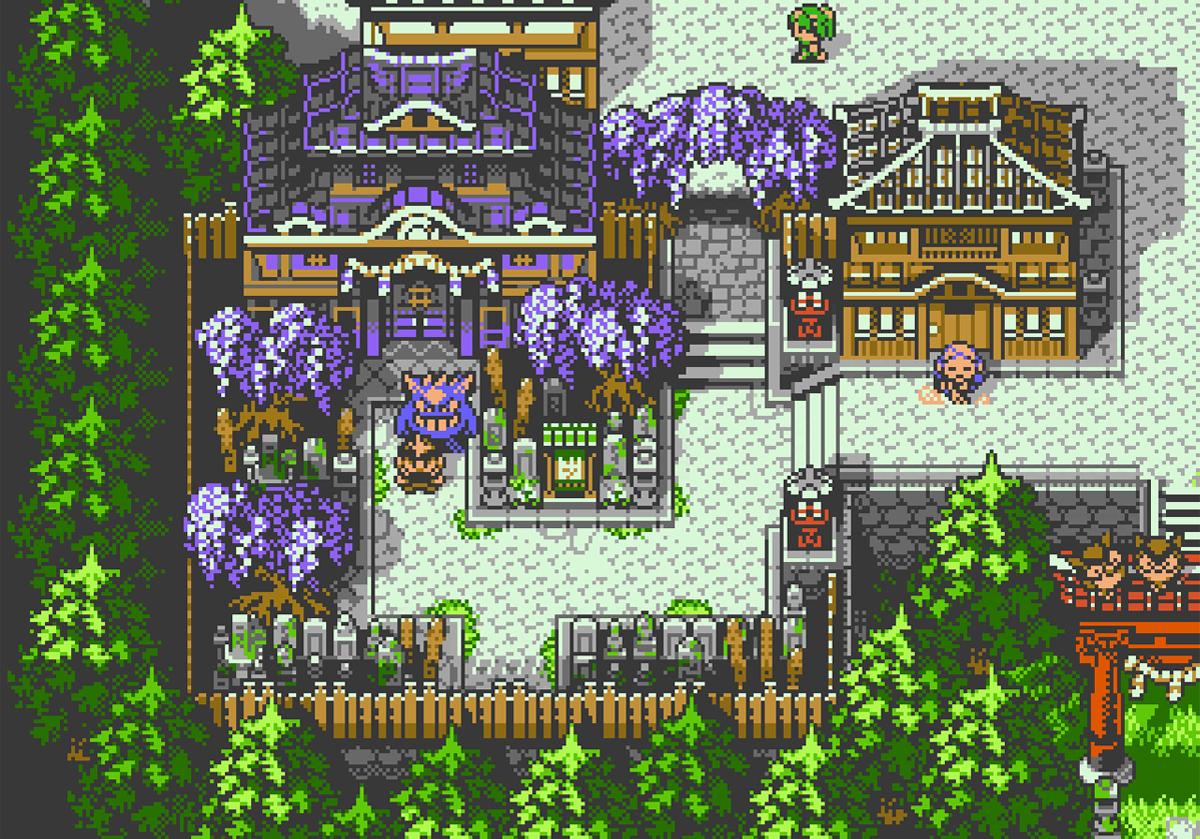 Violapoli nella regione Pokémon di Johto