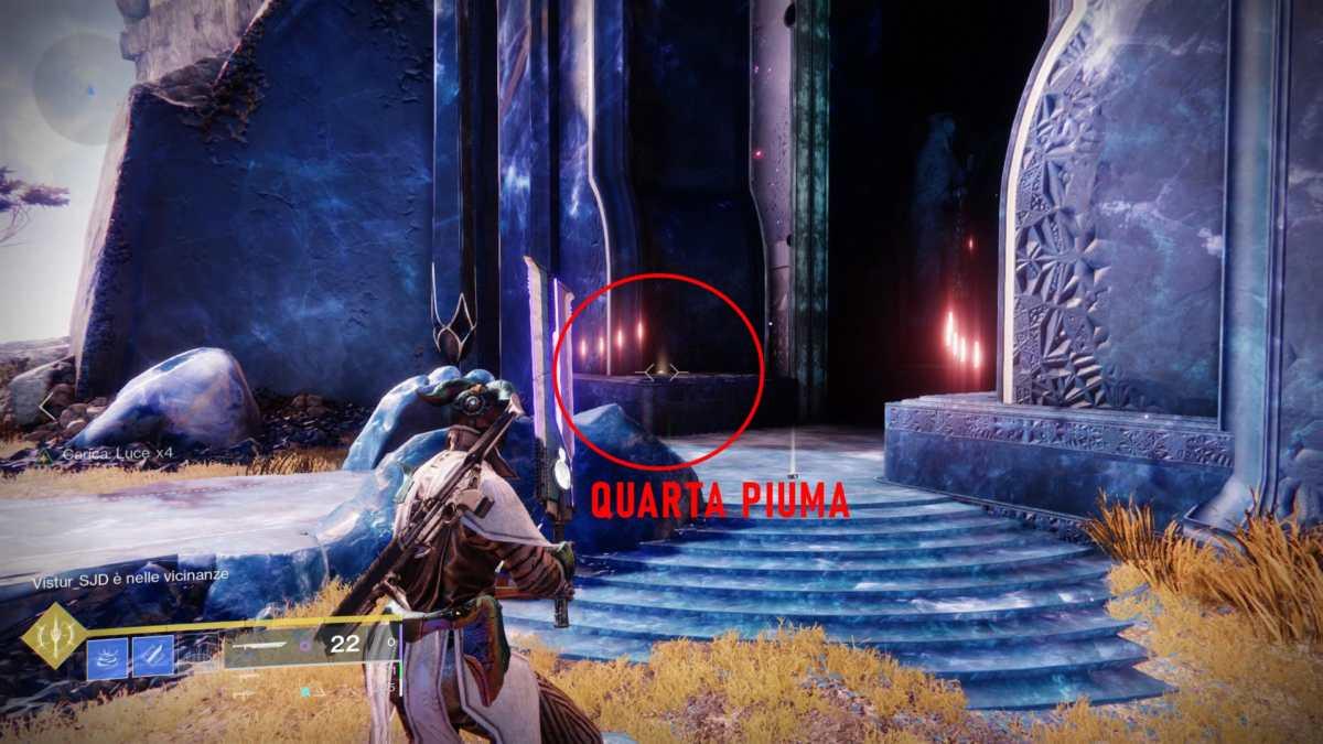 Quarta piuma per il Falco Lunare in Destiny 2