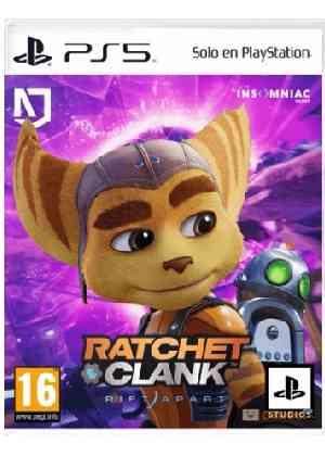 locandina del gioco Ratchet & Clank: Rift Apart