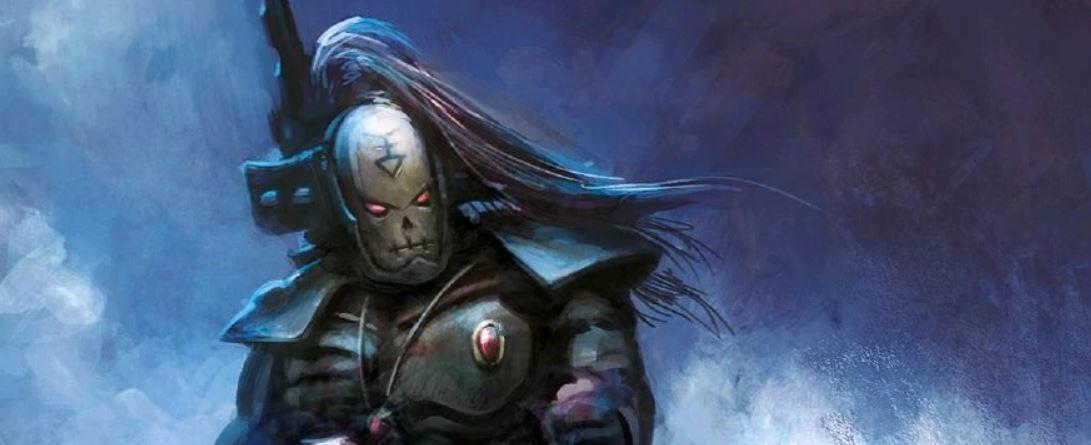 Aeldari Dark Reaper di Warhammer 40000
