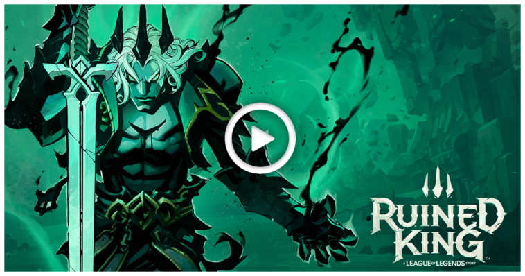 ruined king league of legends