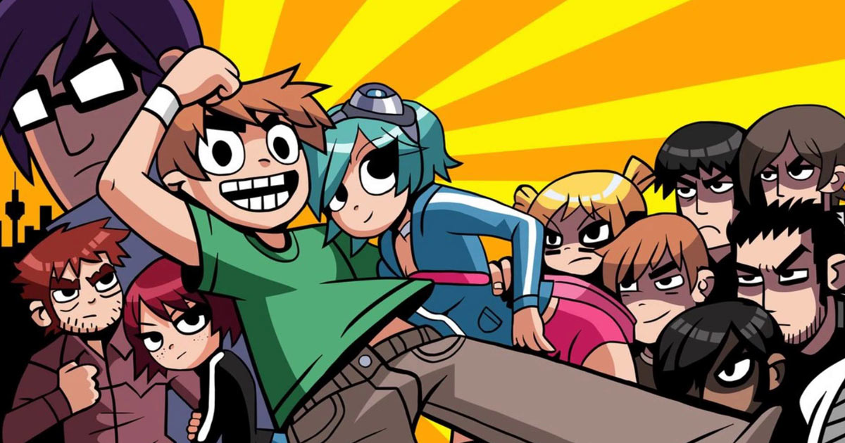 scott pilgrim vs the world complete edition rilascio fisico
