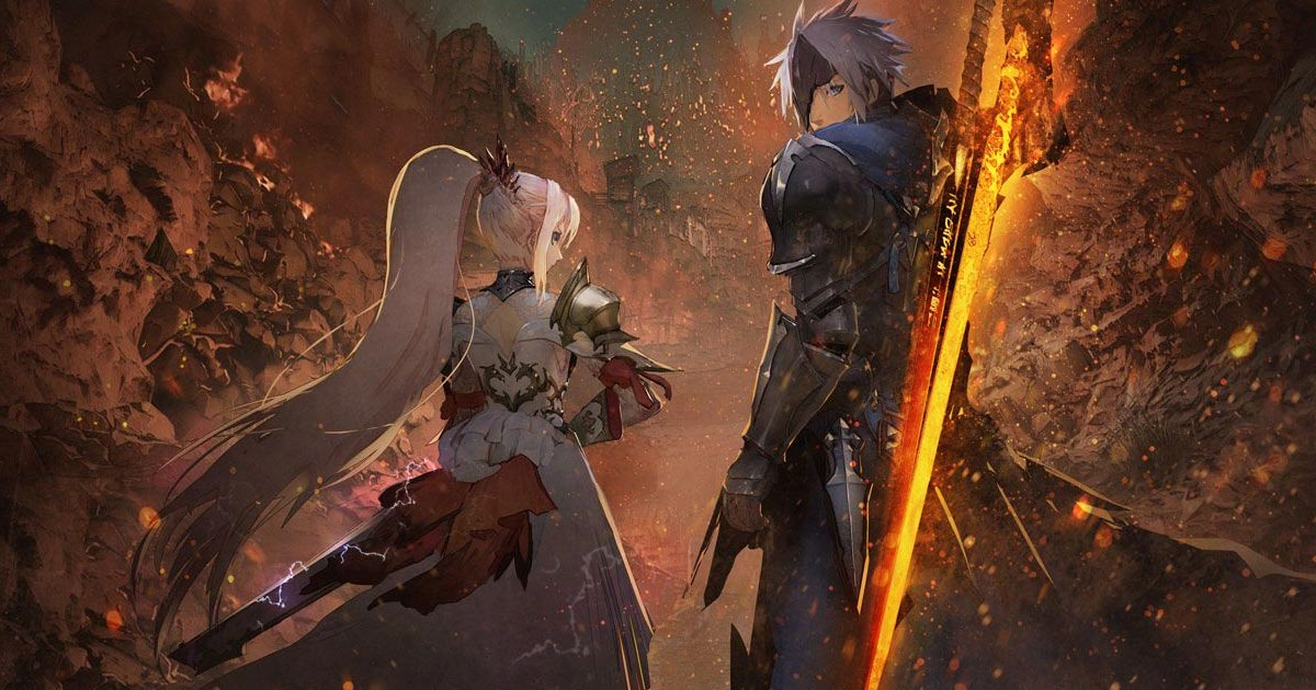 tales of arise tante novità
