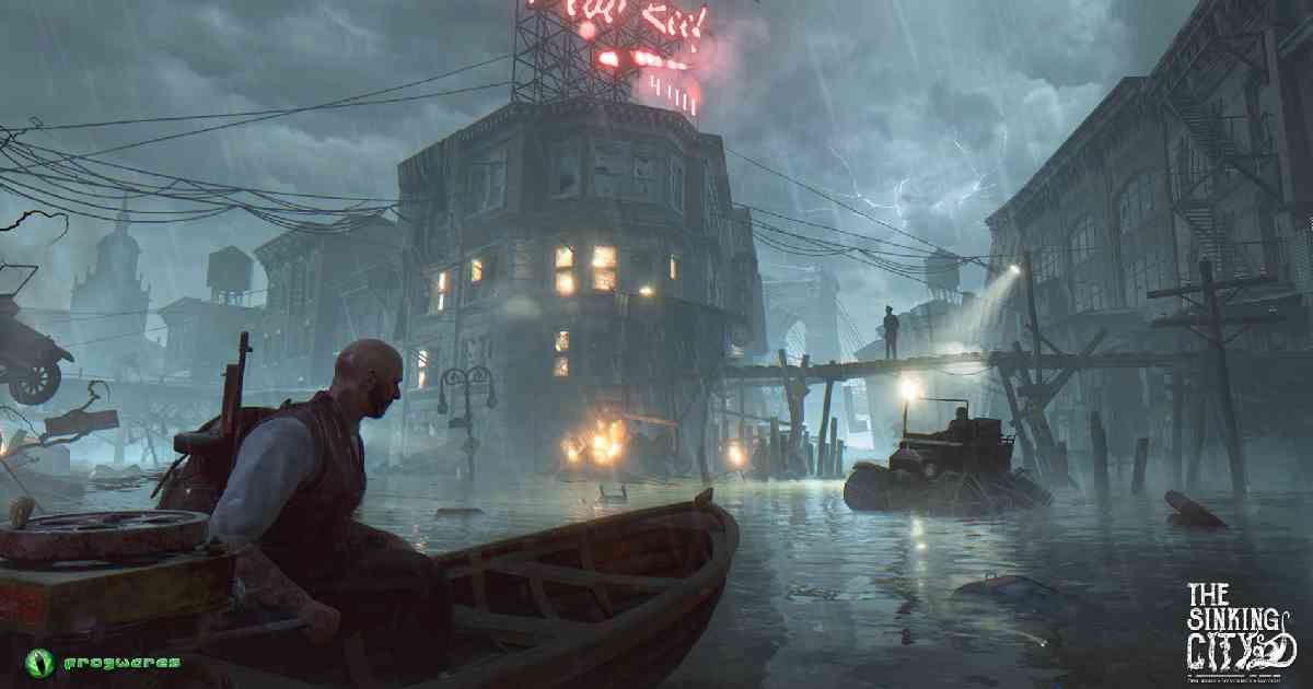 The Sinking City, Frogwares