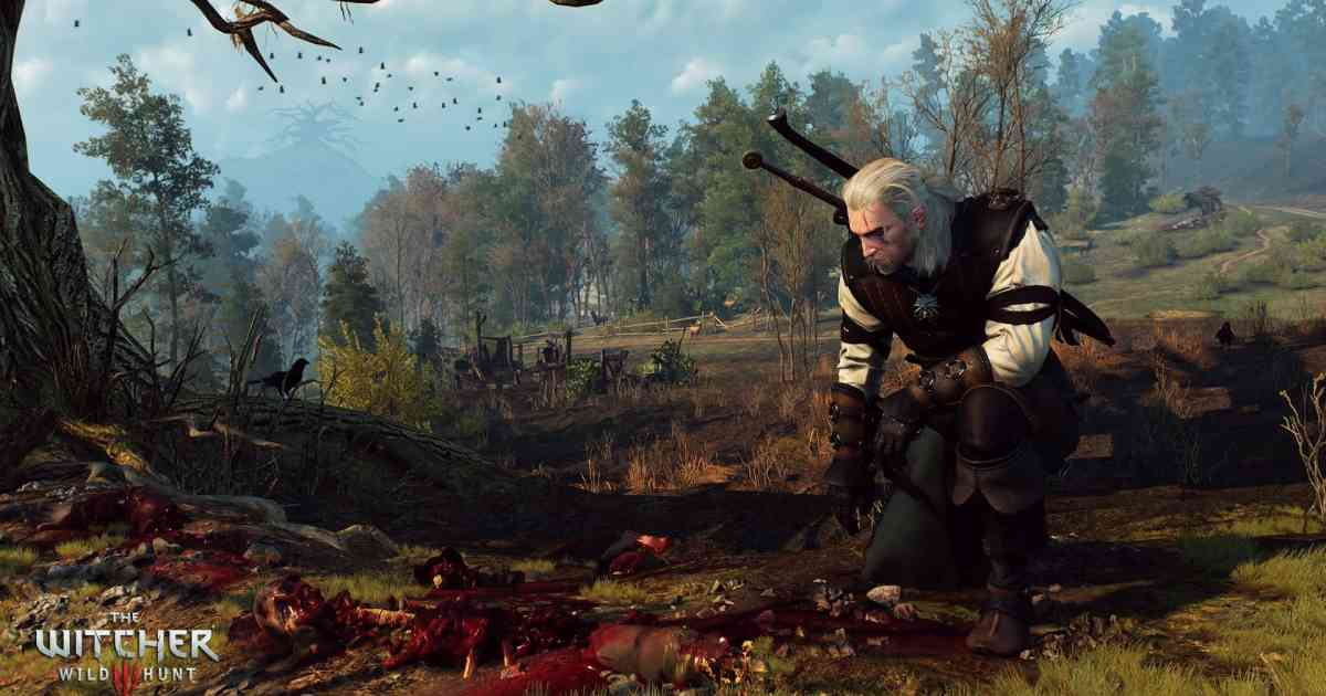 the witcher 3, the witcher, cd projekt red, geralt di rivia