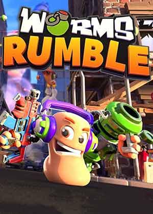 locandina del gioco Worms Rumble