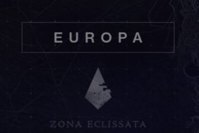 Zona Eclissata di Europa