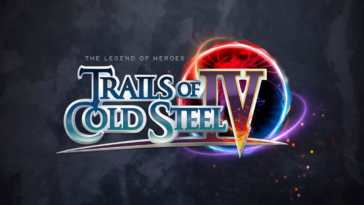 trails of cold steel iv data d'uscita