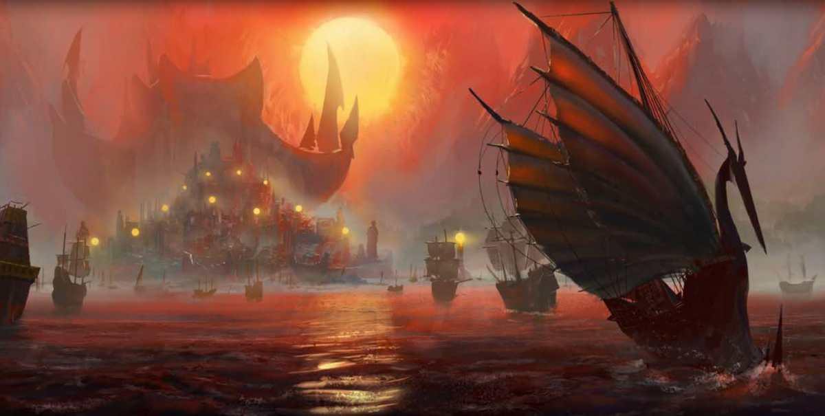 Città di Anvilgard in Age of Sigmar