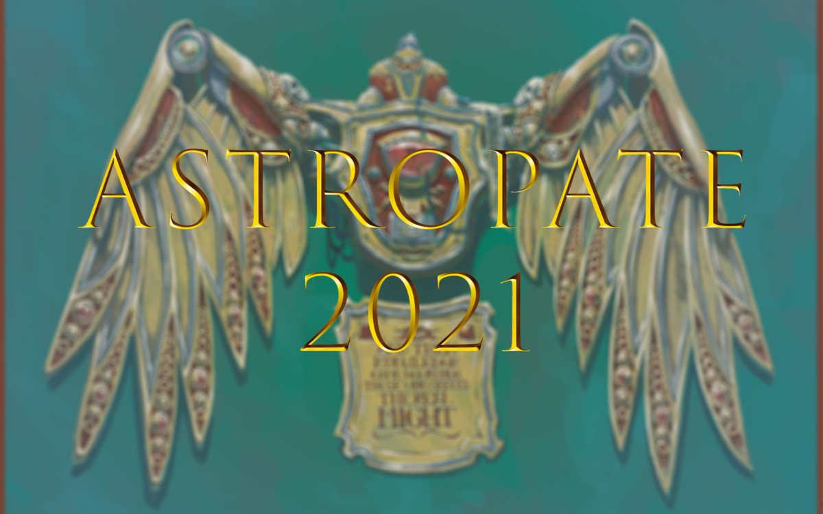 Copertina Astropate 2021