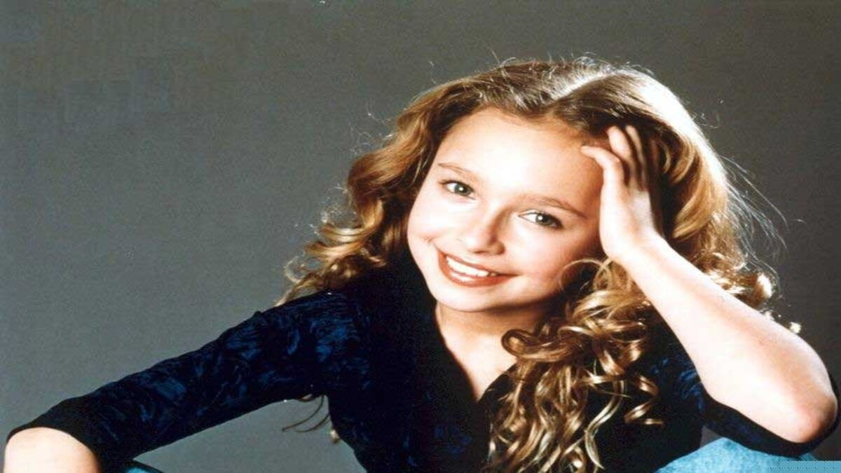 Hayden Panettiere da piccola