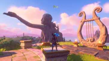Immortals Fenyx Rising tutte le sfide mitiche della lira
