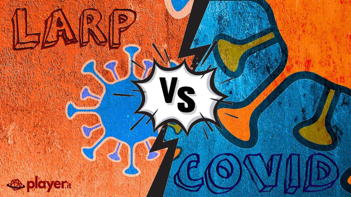 LARP VS COVID - Player.it - 15 domande a PROXIMA
