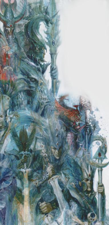 Re Fenice degli Alti Elfi