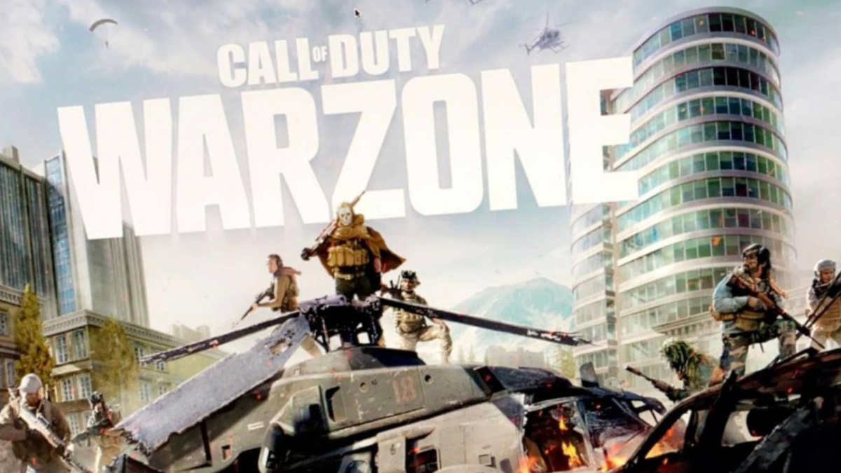Call of Duty: Warzone glitch musica