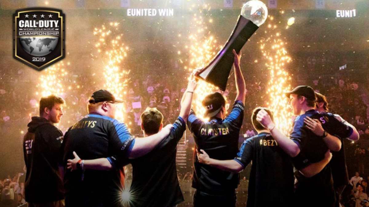 CoD championship 2019
