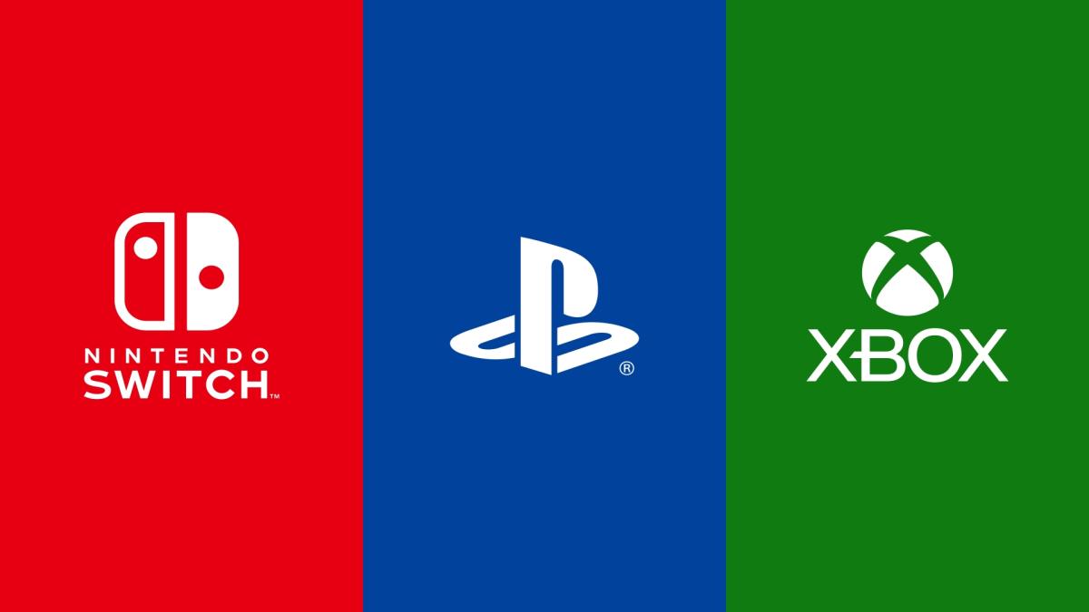 Nintendo, Sony e Microsoft