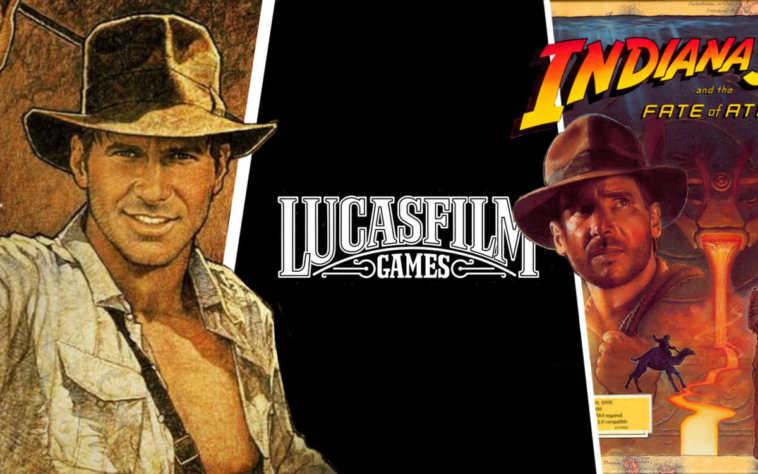 Indiana Jones, Indiana Jones videogiochi, Lucasfilm Games, Indiana Jones nuovo videogioco