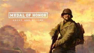 Soldato col fucile in mano sulla copertina di Medal of Honor