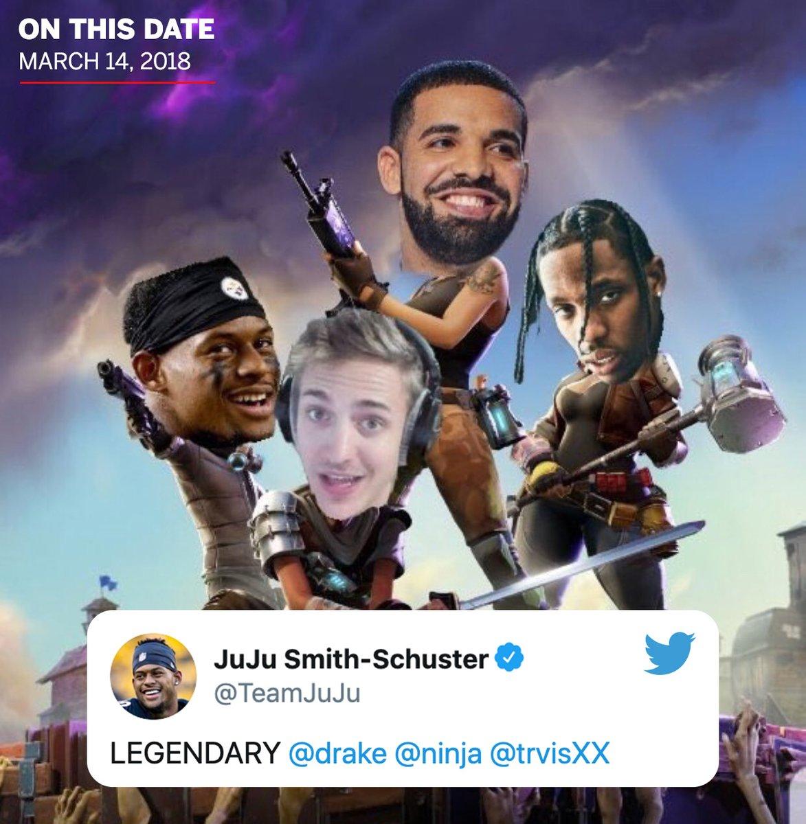 Ninja Schuster Drake Scott