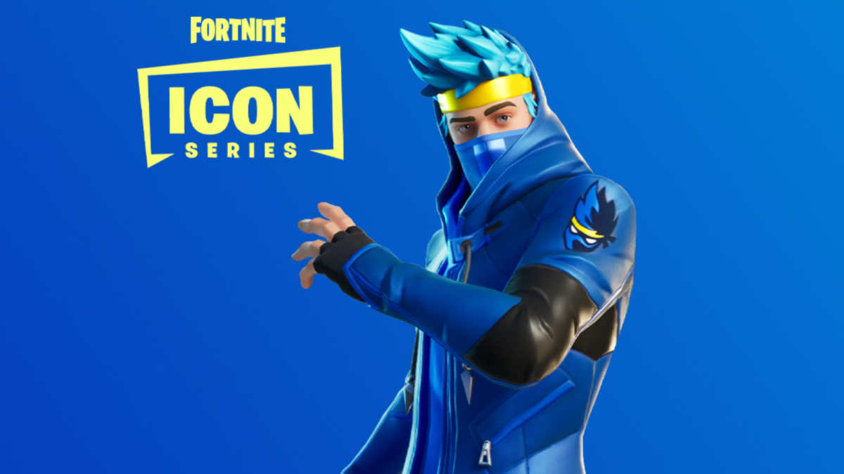 Ninja icona Fortnite