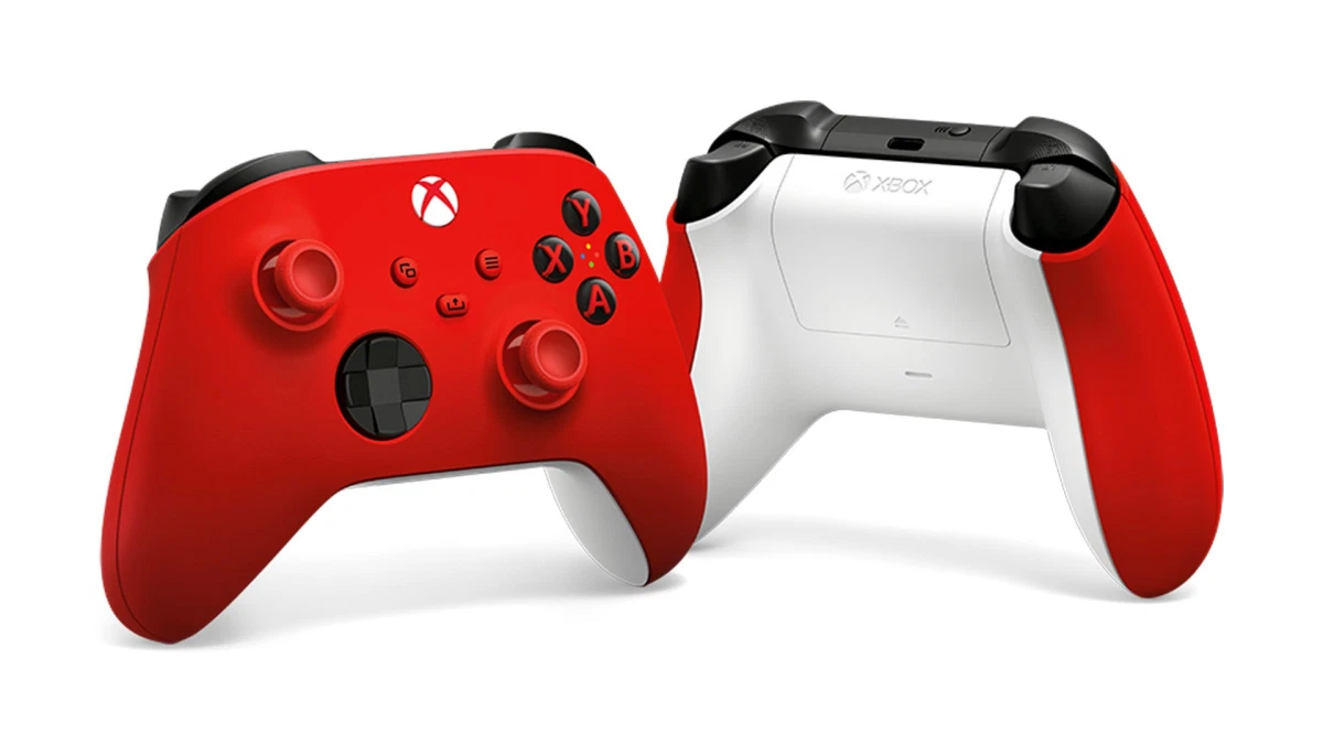 Nuovo controller pulse red di Xbox