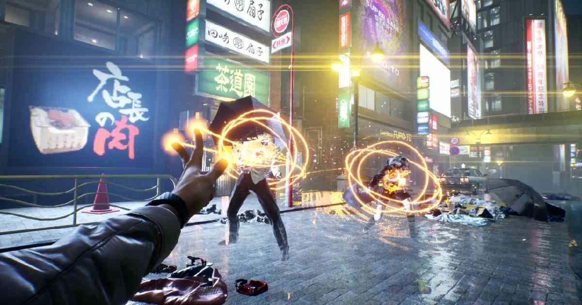 Ghostwire: Tokyo, Ghostwire: Tokyo PlayStation 5 , Ghostwire: Tokyo data d'uscita, data uscita giochi playstation 5
