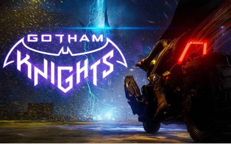 gotham knights, gotham knights modalità cooperativa, gotham knights gameplay