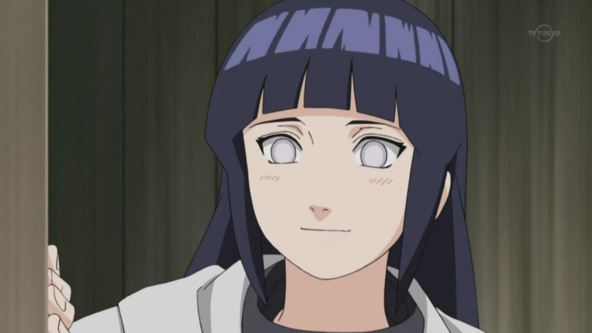 Hinata Hyuga Naruto