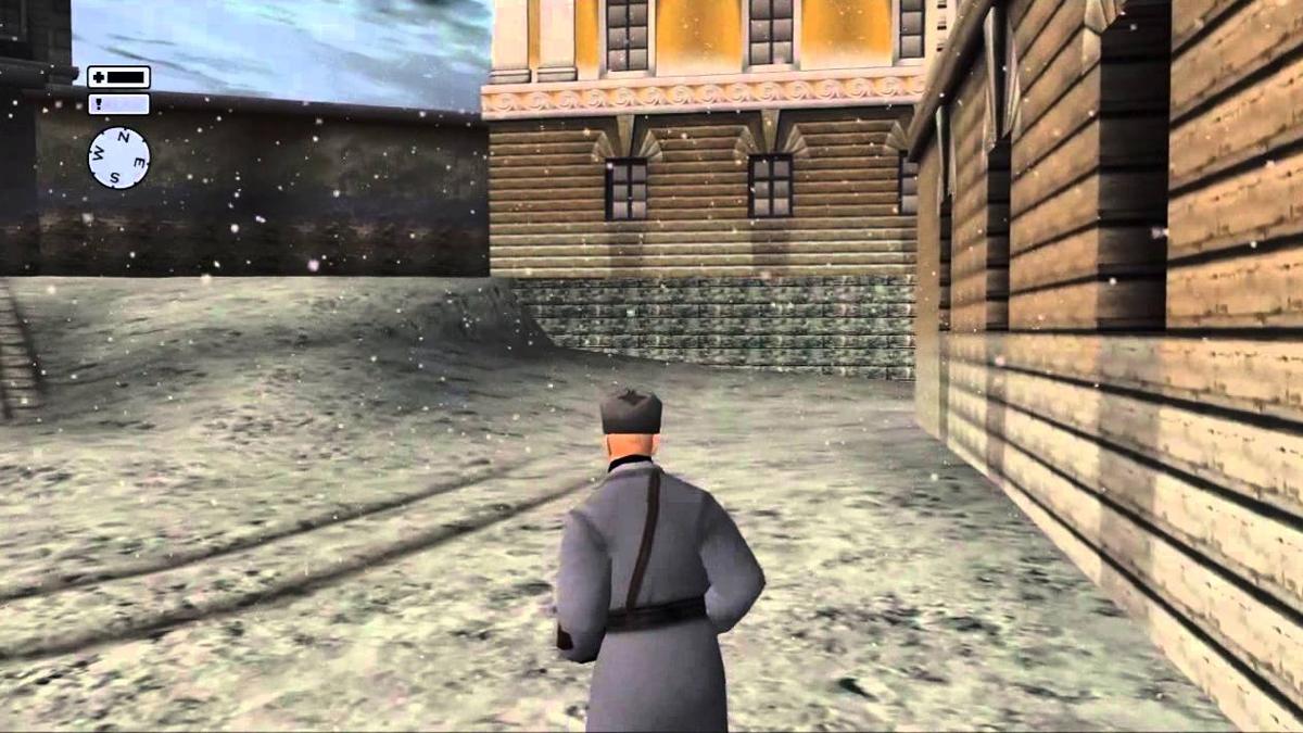 Hitman 2: Silent Assassin, travestimento bolscevico dell'Agente 47