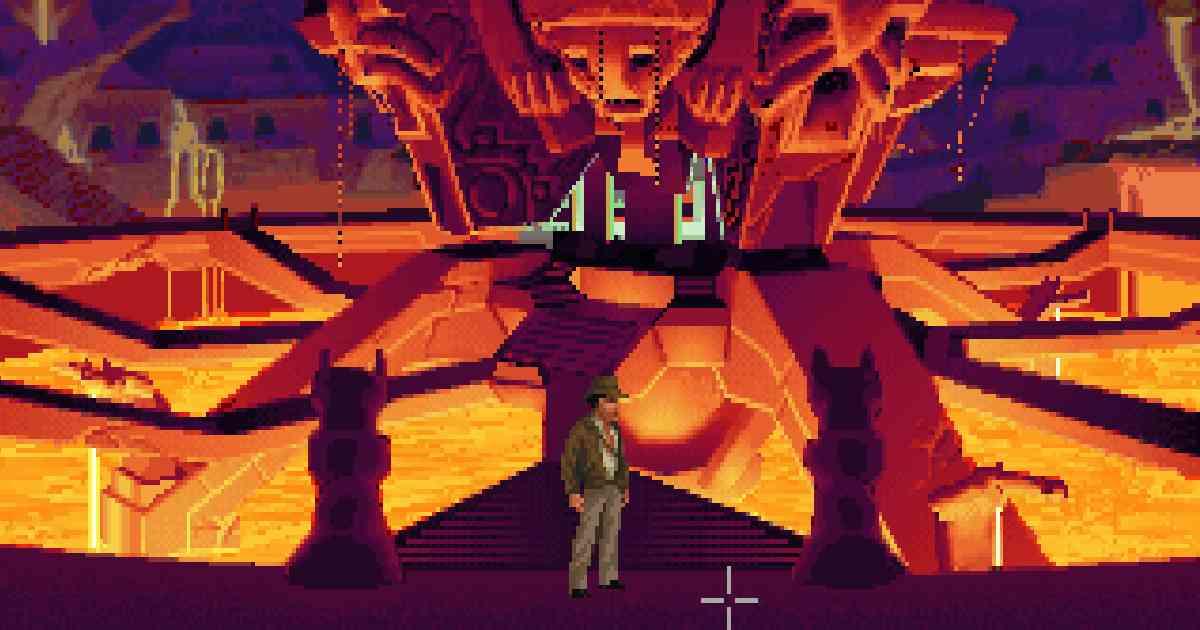 Indiana Jones, Indiana Jones videogiochi, Lucasfilm Games, Indiana Jones and the Fate of Alantis
