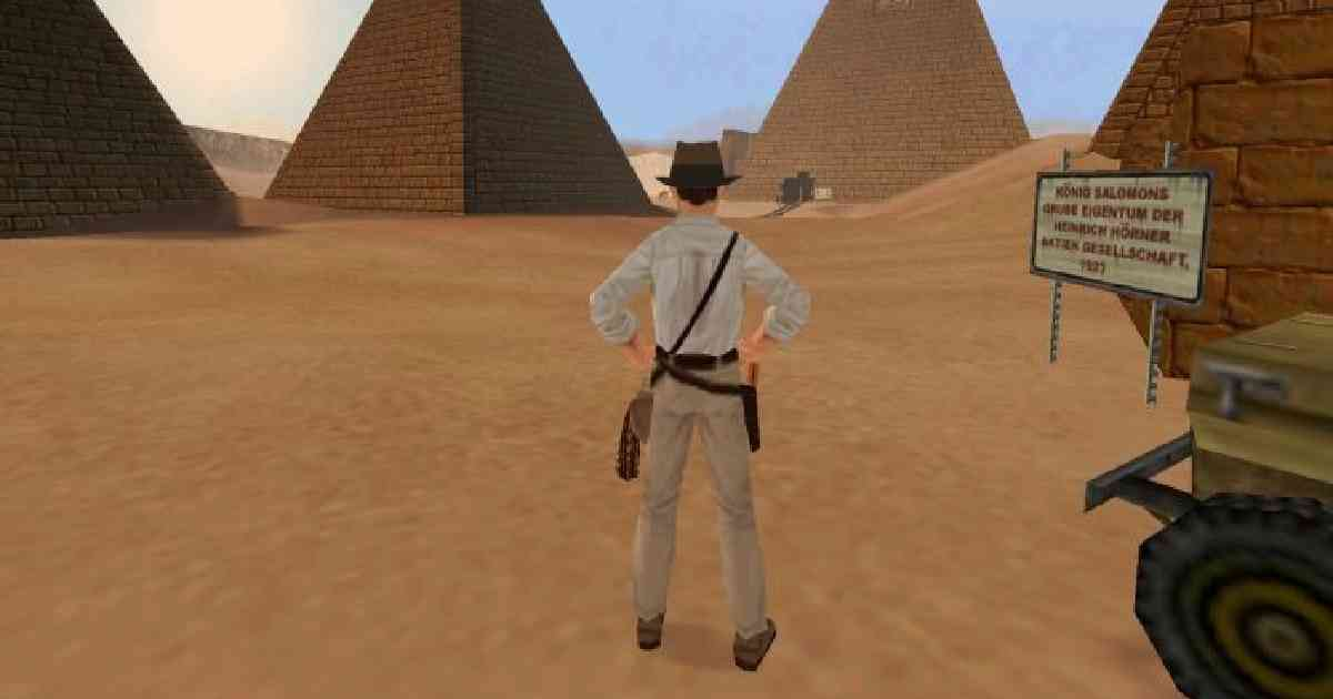 Indiana Jones, Indiana Jones videogiochi, Lucasfilm Games, Indiana Jones e la Macchina Infernale
