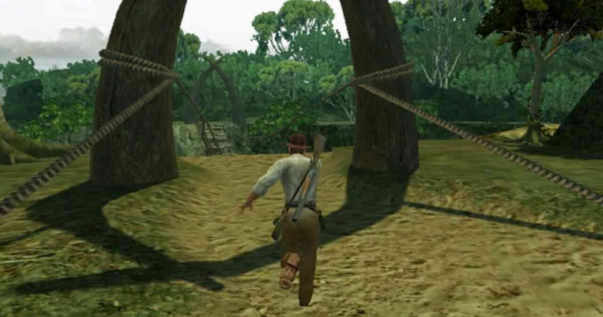 Indiana Jones, Indiana Jones videogiochi, Lucasfilm Games, Indiana Jones e la Tomba dell'Imperatore