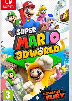 locandina del gioco Super Mario 3D World + Bowser's Fury