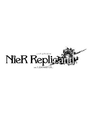 locandina del gioco NieR Replicant