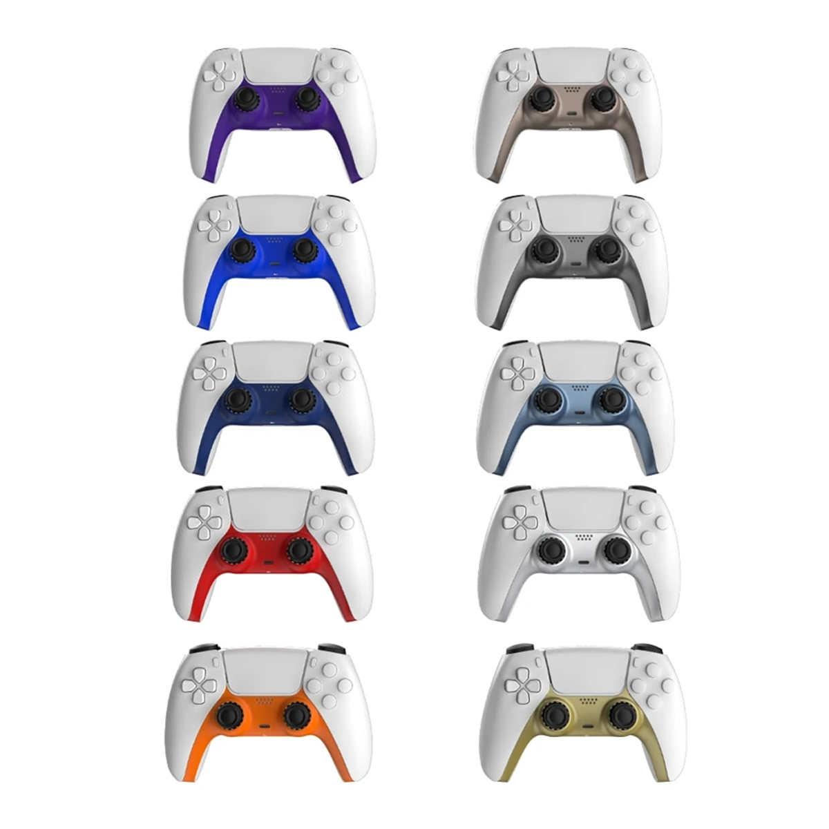 Skin dei DualSense di PS5 realizzate da Decor Evolve