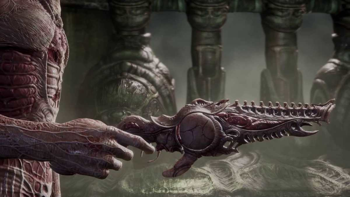 scorn trailer screenshot