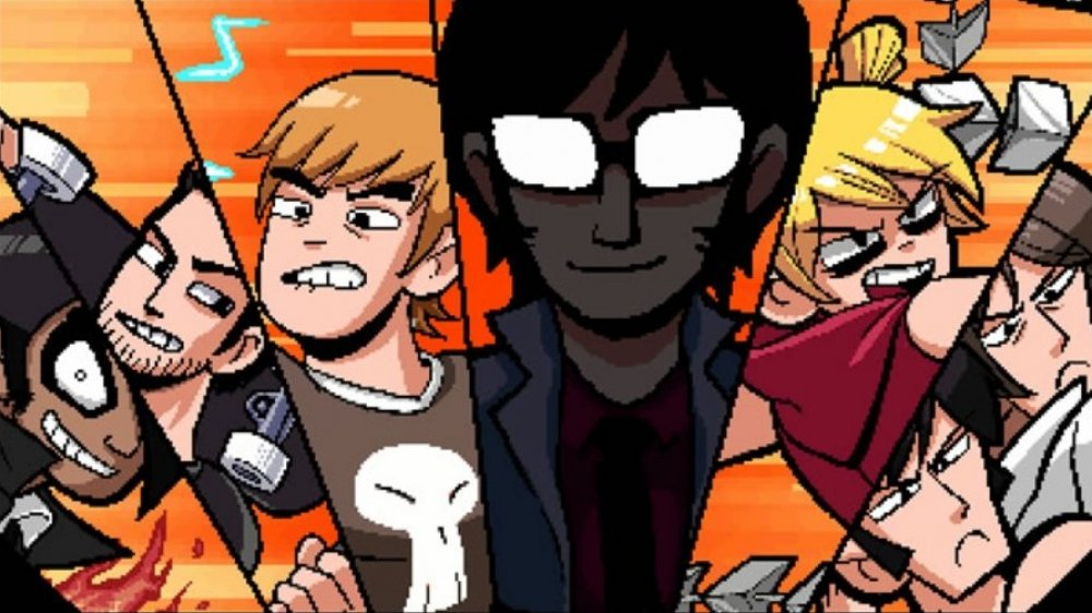 scott pilgrim vs the world the game complete annunciate versioni fisiche
