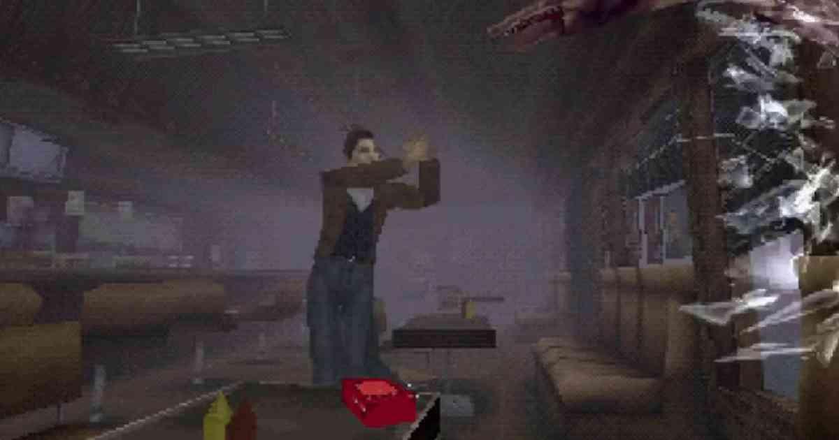 Silent Hill, Harry Mason Silent Hill