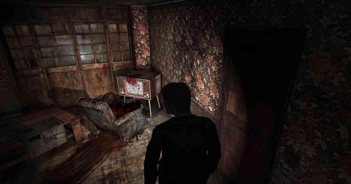 Silent Hill 2, James Sutherland