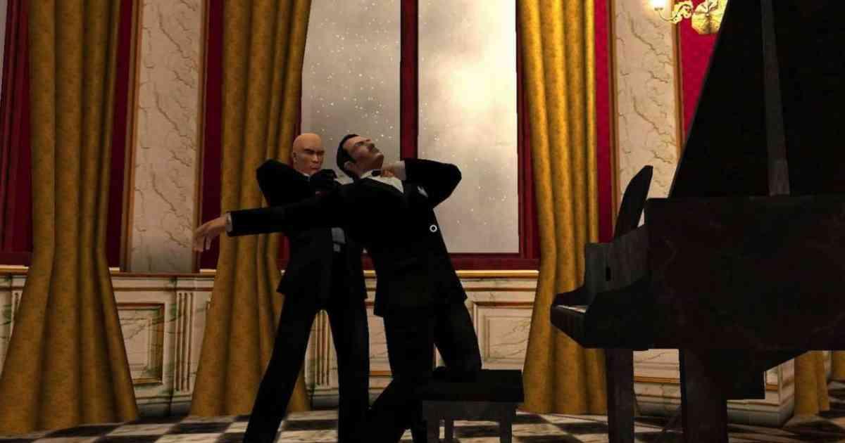 Hitman 2: Silent Assassin, Hitman, hitman screenshot, Hitman 2: silent assassin screenshot