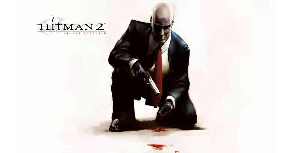 Hitman 2: Silent Assassin, Hitman, hitman artwork, codename 47 artwork, Hitman 2: silent assassin artwork, agente 47, agente 47 artwork